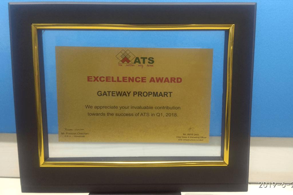ATS - Excellence Award